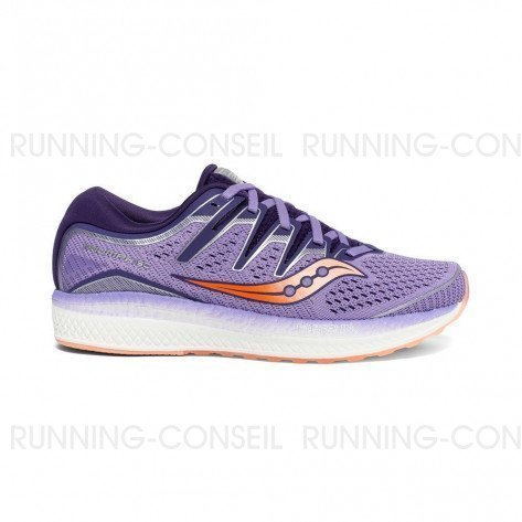 SAUCONY TRIUMPH ISO 5 Femme | Purple / Peach