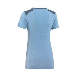 KARI TRAA Tee-shirt manches courtes TIKSE Femme   Cloud