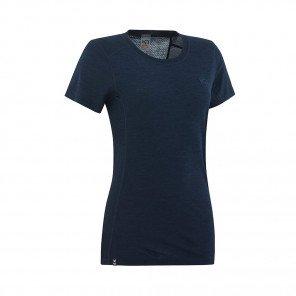 KARI TRAA Tee-shirt manches courtes TIKSE Femme   Nava   Collection Printemps-Été 2019