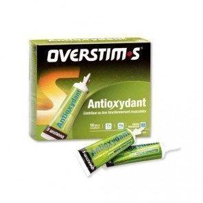 Gel antioxydant Fruits rouges Overstim's - Gels énergétiques