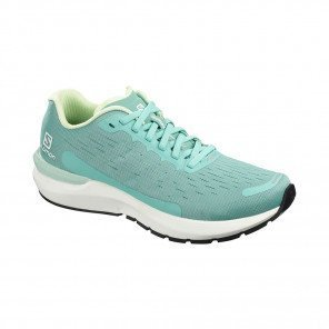 SALOMON SONIC 3 BALANCE Femme | Meadowbrook  / White / Patina green