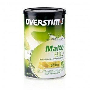 OVERSTIM'S MALTO BIO Citron (Boîte de 450g)