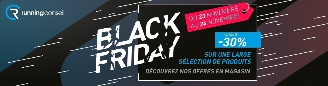 BLACK FRIDAY RUNNING CONSEIL REMIREMONT